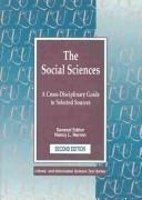 Cover of: The Social Sciences