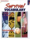 Cover of: Survival Vocabulary 1 (Curriculum Binders (Reproducibles))