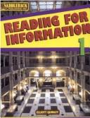 Cover of: Reading for Information 1 (Curriculum Binders (Reproducibles))