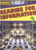 Cover of: Reading for Information 2 (Curriculum Binders (Reproducibles)) | Joanne Suter