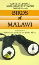 Cover of: Birds of Malawi