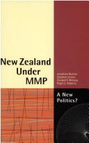 Cover of: New Zealand under MMP |