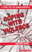 Cover of: Coping with violence