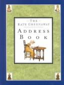 Cover of: The Kate Greenaway Address Book