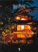Cover of: The House of Architects 49 (House Design) | Architects 49