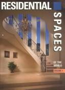 Cover of: Residential spaces of the world |