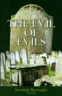Cover of: The Evil of Evils