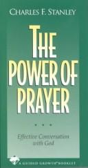 Cover of: The Power of Prayer