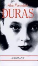 Cover of: Duras