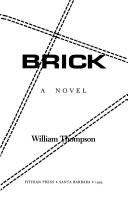 Cover of: Brick