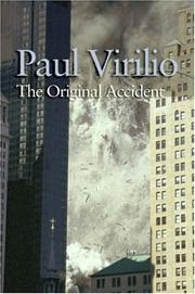 Cover of: The Original Accident
