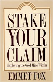 Cover of: Stake your claim