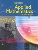 Cover of: Applied Mathematics (Workbook)