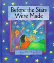 Cover of: Before the stars were made