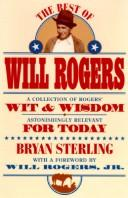 Cover of: Best of Will Rogers