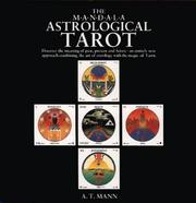 Cover of: Mandala Astrological Tarot | A. T. Mann