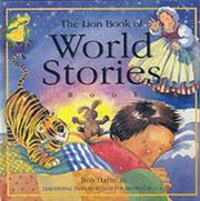 Cover of: The Lion Book of World Stories | Bob Hartman