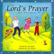 Cover of: The Lord's prayer for children