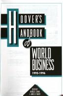 Cover of: Hoover's Handbook of World Business, 1995-1996 (Hoover's Handbook of World Business) | Hoover's Business Press, Patrick J. Spain