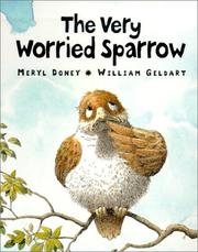 Cover of: The Very Worried Sparrow