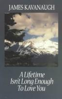 Cover of: A Lifetime Isn