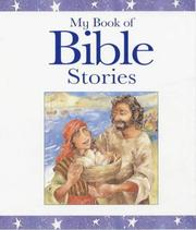 Cover of: My Book of Bible Stories