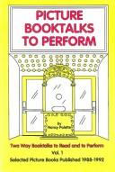 Cover of: Picture Book Talks to Perform