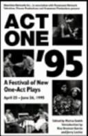 Cover of: Act one '95 | Marisa Smith