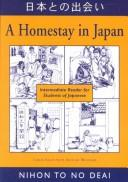 Cover of: homestay in Japan | Caron Allen