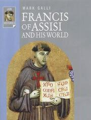 Cover of: Francis of Assisi and His World