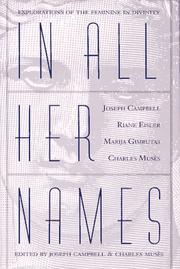 Cover of: In All Her Names |