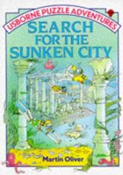 Cover of: Search for the Sunken City (Puzzle Adventures) | M. Oliver