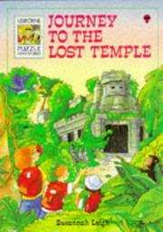 Cover of: Journey to the Lost Temple | S. Leigh