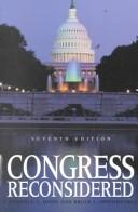 Cover of: Congress reconsidered