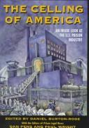 Cover of: The celling of America | Daniel Burton-Rose