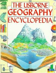 Cover of: The Usborne Geography Encyclopedia by C. Varley
