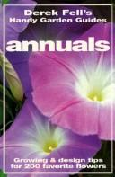 Cover of: Annuals