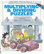 Cover of: Multiplying and Dividing Puzzles (Math Skills)
