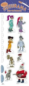 Cover of: Futurama Pop Out People |