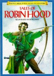 Cover of: Tales of Robin Hood (Library of Fantasy and Adventure Series) | Tony Allan