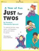Cover of: A Year of Fun Just for Two