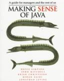 Cover of: Making Sense of Java