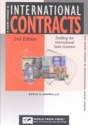 Cover of: A Short Course in International Contracts | Karla C. Shippey
