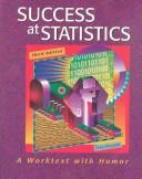 Cover of: Success at Statistics | Fred Pyrczak