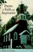 Cover of: Poems of Faith & Inspiration