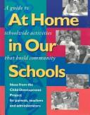 Cover of: At home in our schools |