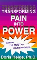 Cover of: Transforming Pain into Power  |