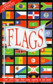Cover of: Flags (Usborne Hotshots) | Lisa Miles