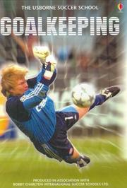 Cover of: Goalkeeping