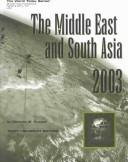 Cover of: The Middle East and South Asia 2003
